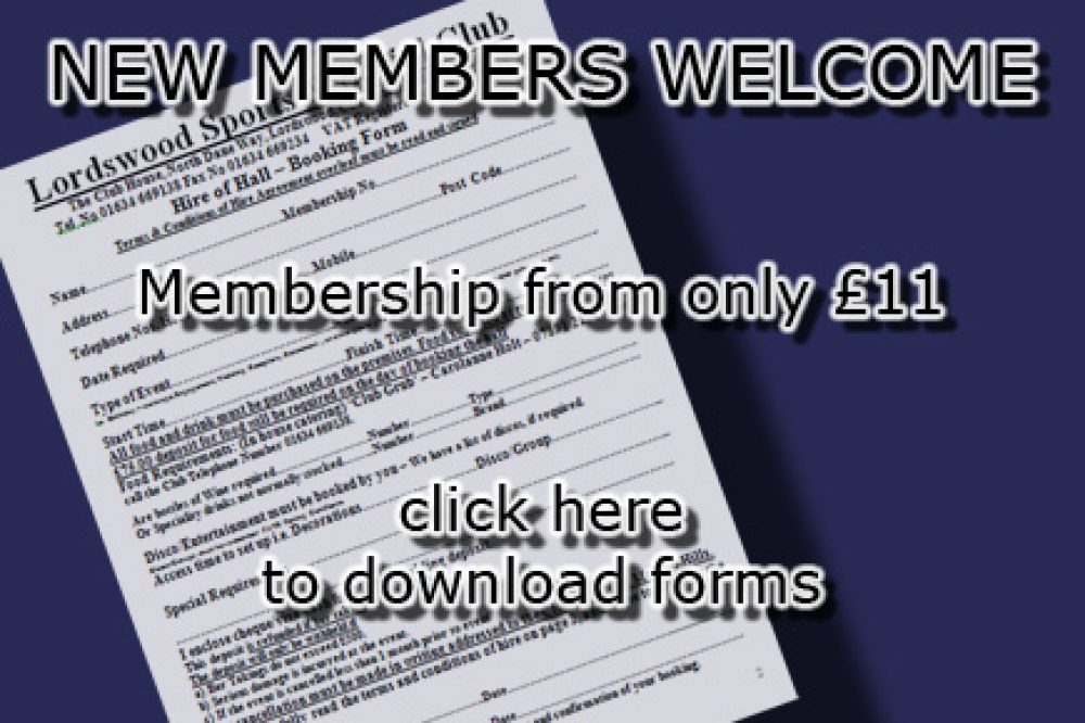 Download Members Form