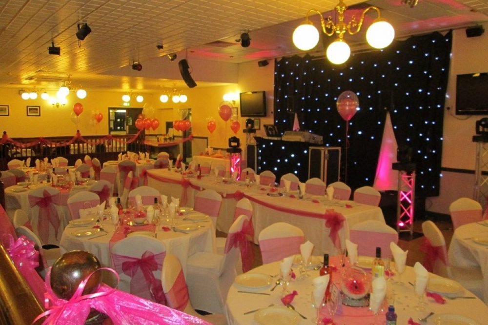 Hall And Function Room For Hire