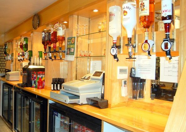 Lordswood Social Club Bar Lordswood Chatham Kent