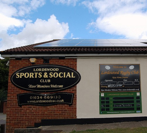 Lordswood Social Club In Lordswood Chatham Kent ME5